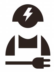 electrical man