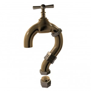 Plumbing Question Mark