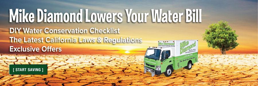 Water Conservation Checklist