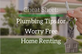 Plumbing Tips for Worry Free Home Renting