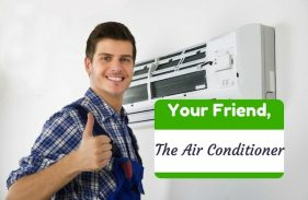 Getting to Know your Friend, the Air Conditioner