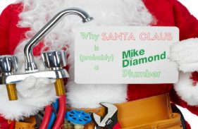 Why Santa is Probably a Mike Diamond Plumber: An Investigation