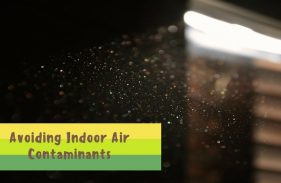 4 Common Indoor Air Contaminants and How to Avoid Them
