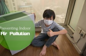 4 Ways to Prevent Air Pollution in Your Home
