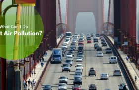 4 Ways to Reduce California's Air Pollution