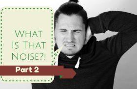 What Common Plumbing Noises Mean, Part 2