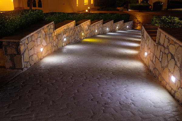 Outdoor path lighting mike diamond services outdoor path lighting aloadofball Images