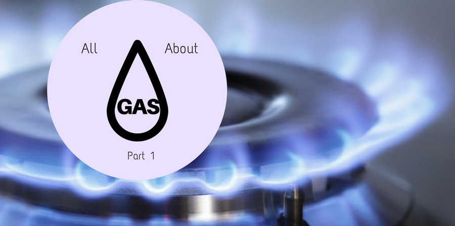 "Gas stove ""All About Gas part 1"""