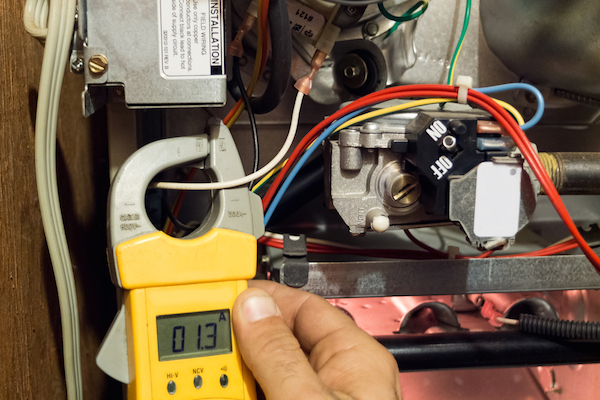 Plumbing technicians can help make heating repairs
