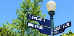 Plumbing in Hollywood
