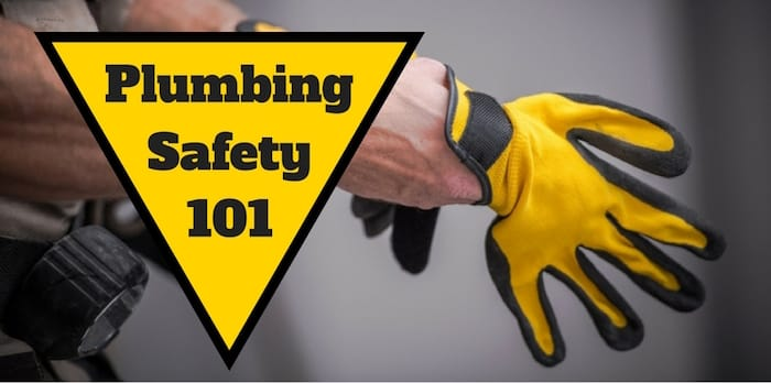 Plumbing Safety Mike Diamond Services