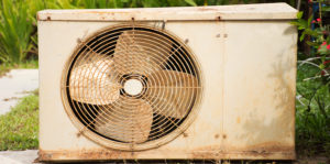 why air conditioners break down