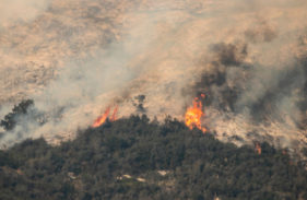 How Wildfires Affect California's Water and Air