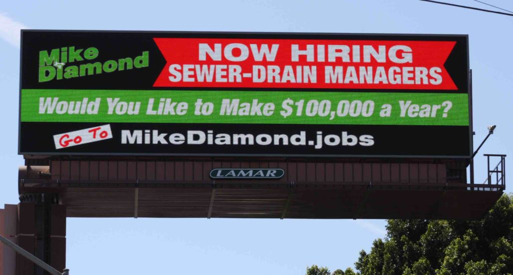 Mike Diamond Jobs Pay