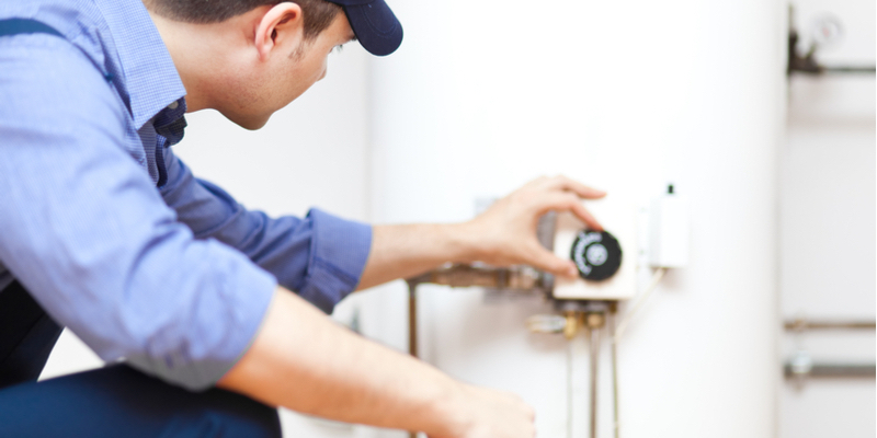 Improving your water heater's efficiency