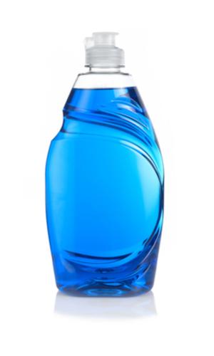 A bottle of dishsoap